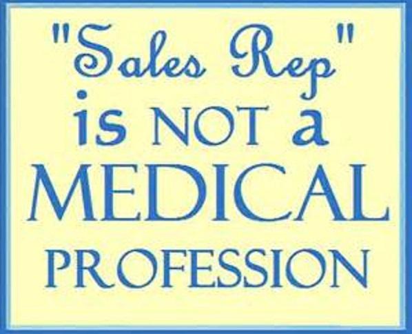 Sales Rep