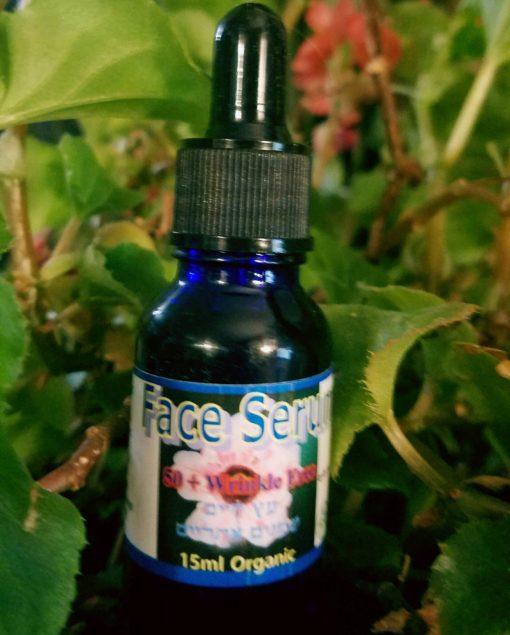 Face serum 50+ blend