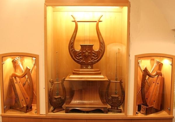 Temple Harp
