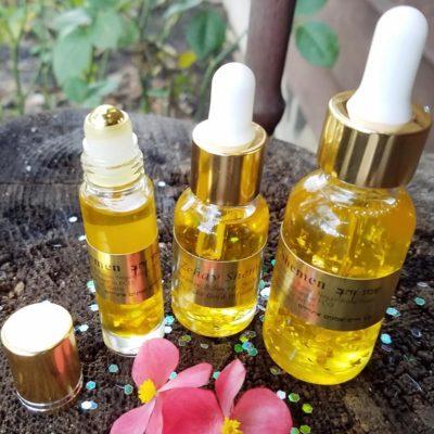 Infused Maceration oils